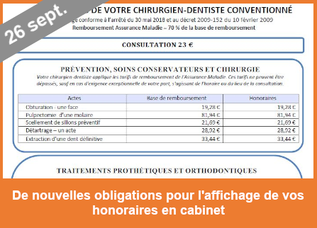 gestion cabinet dentaire