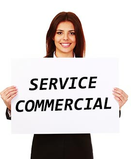 ServiceCommercial