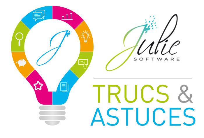 Les trucs et les astuces de Julie Software